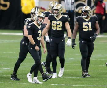 Ball security. The Saints' Week 17 interception-fest, racking up five picks and increasing their season turnover margin to +9 at Carolina, had them trending in the right direction.  But Chicago's only relevant points Sunday came on a field goal directly after the Bears recovered a Taysom Hill fumble. -